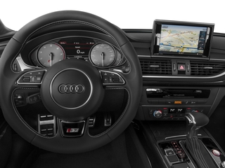 2015 Audi S7 Pictures S7 Sedan 4D S7 Prestige AWD photos driver's dashboard