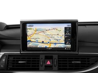 2015 Audi S7 Pictures S7 Sedan 4D S7 Prestige AWD photos navigation system