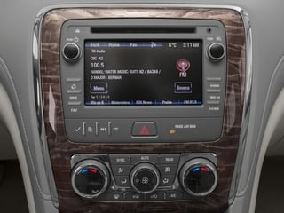2015 Buick Enclave Pictures Enclave Utility 4D Leather 2WD V6 photos stereo system
