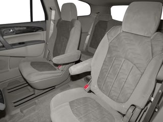 2015 Buick Enclave Pictures Enclave Utility 4D Leather 2WD V6 photos backseat interior