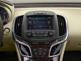 2015 Buick LaCrosse Pictures LaCrosse Sedan 4D I4 Hybrid photos stereo system