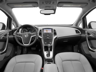 2015 Buick Verano Pictures Verano Sedan 4D I4 photos full dashboard