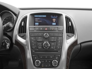 2015 Buick Verano Pictures Verano Sedan 4D Convenience I4 photos stereo system