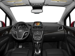 2015 Buick Encore Pictures Encore Utility 4D Premium 2WD I4 Turbo photos full dashboard