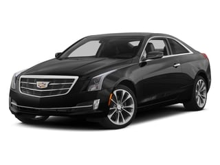 2015 Cadillac ATS Coupe Pictures ATS Coupe 2D Premium AWD V6 photos side front view