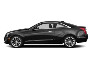 2015 Cadillac ATS Coupe Pictures ATS Coupe 2D Premium AWD V6 photos side view