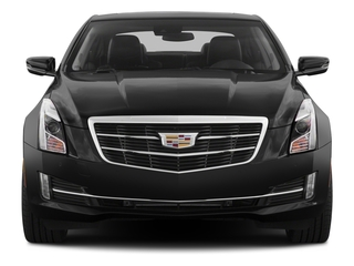 2015 Cadillac ATS Coupe Pictures ATS Coupe 2D Premium AWD V6 photos front view