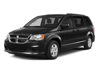 2015 Dodge Grand Caravan Pictures Grand Caravan Grand Caravan SXT V6 photos side front view