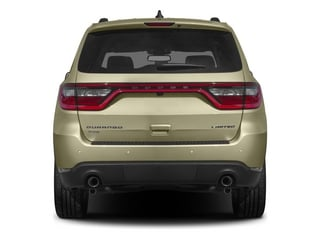 2015 Dodge Durango Pictures Durango Utility 4D SXT AWD V6 photos rear view