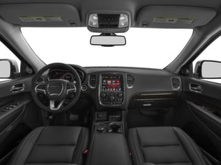 2015 Dodge Durango Pictures Durango Utility 4D Limited 2WD V6 photos full dashboard