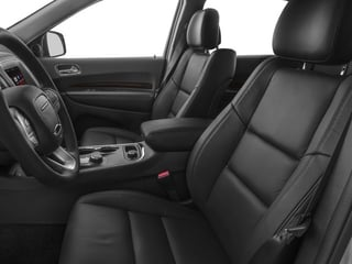 2015 Dodge Durango Pictures Durango Utility 4D Limited 2WD V6 photos front seat interior