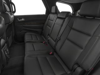 2015 Dodge Durango Pictures Durango Utility 4D Limited 2WD V6 photos backseat interior