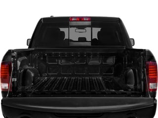 2015 Ram Truck 1500 Pictures 1500 Crew Cab Sport 4WD photos open trunk