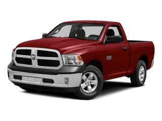 2015 Ram Truck 1500 Pictures 1500 Regular Cab SLT 2WD photos side front view