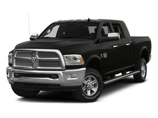 2015 Ram Truck 2500 Pictures 2500 Mega Cab SLT 2WD photos side front view