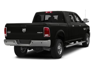 2015 Ram Truck 2500 Pictures 2500 Mega Cab SLT 2WD photos side rear view