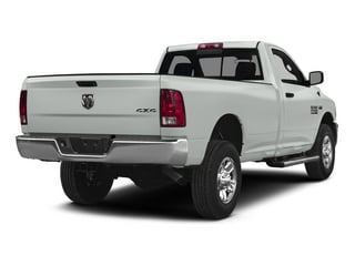 2015 Ram Truck 2500 Pictures 2500 Regular Cab SLT 4WD photos side rear view