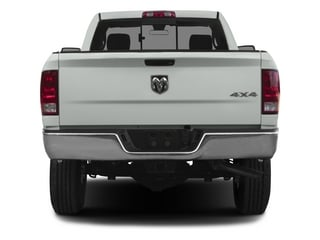 2015 Ram Truck 2500 Pictures 2500 Regular Cab SLT 4WD photos rear view