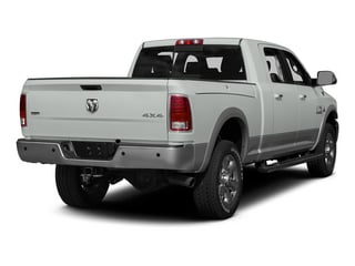 2015 Ram Truck 3500 Pictures 3500 Mega Cab Longhorn 4WD photos side rear view