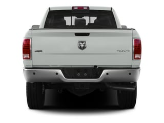 2015 Ram Truck 3500 Pictures 3500 Mega Cab Longhorn 4WD photos rear view