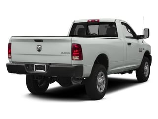 2015 Ram Truck 3500 Pictures 3500 Regular Cab Tradesman 4WD photos side rear view