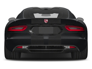 2015 Dodge Viper Pictures Viper 2 Door Coupe photos rear view