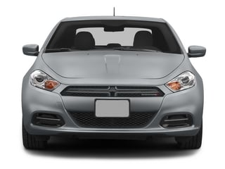 2015 Dodge Dart Pictures Dart Sedan 4D Aero I4 Turbo photos front view