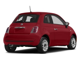 2015 FIAT 500 Pictures 500 Hatchback 3D Sport I4 photos side rear view