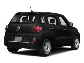 2015 FIAT 500L Pictures 500L Hatchback 5D L Easy I4 Turbo photos side rear view