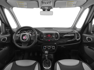 2015 FIAT 500L Pictures 500L Hatchback 5D L Easy I4 Turbo photos full dashboard