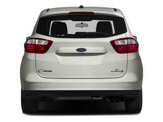 2015 Ford C-Max Hybrid Pictures C-Max Hybrid Hatchback 5D SEL I4 Hybrid photos rear view