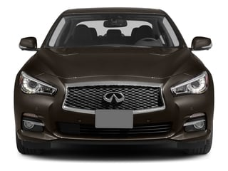 2015 INFINITI Q50 Pictures Q50 Sedan 4D Sport AWD V6 photos front view