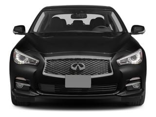 2015 INFINITI Q50 Pictures Q50 Sedan 4D Premium V6 Hybrid photos front view