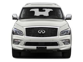 2015 INFINITI QX80 Pictures QX80 Utility 4D AWD V8 photos front view