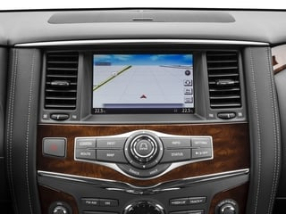 2015 INFINITI QX80 Pictures QX80 Utility 4D Limited AWD V8 photos navigation system