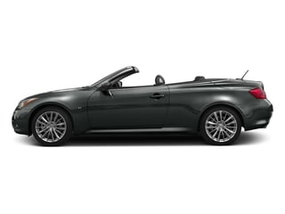 2015 INFINITI Q60 Convertible Pictures Q60 Convertible Convertible 2D Sport V6 photos side view