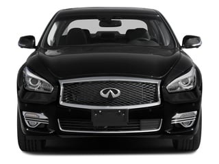 2015 INFINITI Q70 Pictures Q70 Sedan 4D AWD V6 photos front view