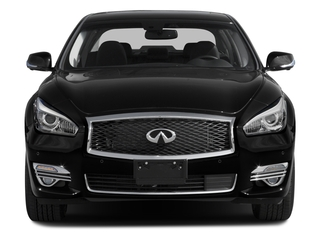 2015 INFINITI Q70 Pictures Q70 Sedan 4D AWD V8 photos front view