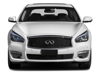 2015 INFINITI Q70L Pictures Q70L Sedan 4D LWB AWD V8 photos front view