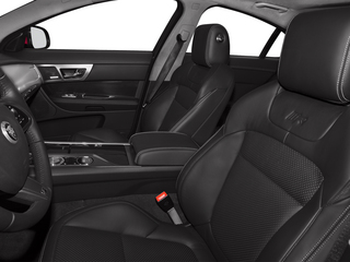 2015 Jaguar XF Pictures XF Sedan 4D XFR V8 Supercharged Speed photos front seat interior
