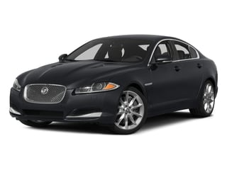 2015 Jaguar XF Pictures XF Sedan 4D Sport V6 Supercharged photos side front view