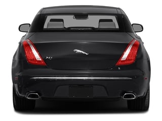 2015 Jaguar XJ Pictures XJ Sedan 4D V6 photos rear view