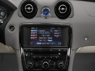 2015 Jaguar XJ Pictures XJ Sedan 4D V6 photos stereo system