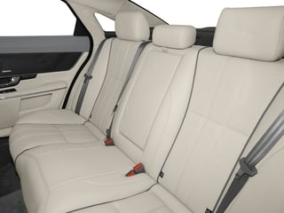 2015 Jaguar XJ Pictures XJ Sedan 4D V6 photos backseat interior