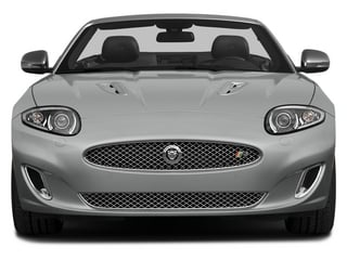 2015 Jaguar XK Pictures XK Convertible 2D XKR V8 Supercharged photos front view