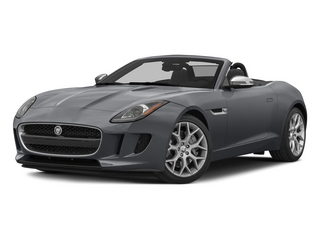 2015 Jaguar F-TYPE Pictures F-TYPE Convertible 2D V6 photos side front view