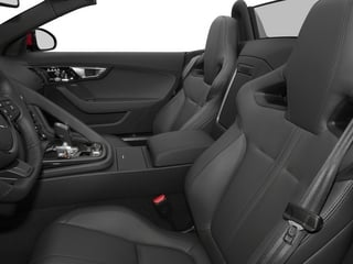 2015 Jaguar F-TYPE Pictures F-TYPE Convertible 2D S V6 photos front seat interior