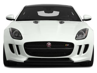 2015 Jaguar F-TYPE Pictures F-TYPE Coupe 2D S V6 photos front view