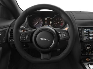 2015 Jaguar F-TYPE Pictures F-TYPE Coupe 2D S V6 photos driver's dashboard