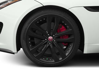 2015 Jaguar F-TYPE Pictures F-TYPE Coupe 2D R V8 photos wheel